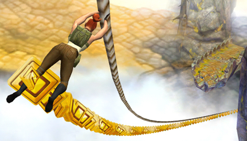 Temple Run 2 update adds a dangerous new course, more chances to earn loot