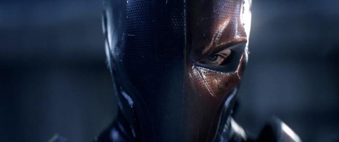 Batman: Arkham Origins villain Deathstroke will be playable through DLC