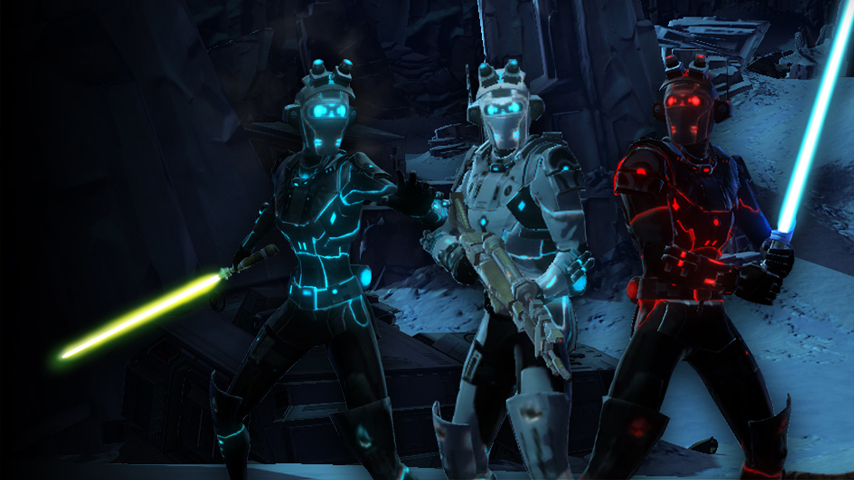 Star Wars: The Old Republic Gree in-game event returning May 21