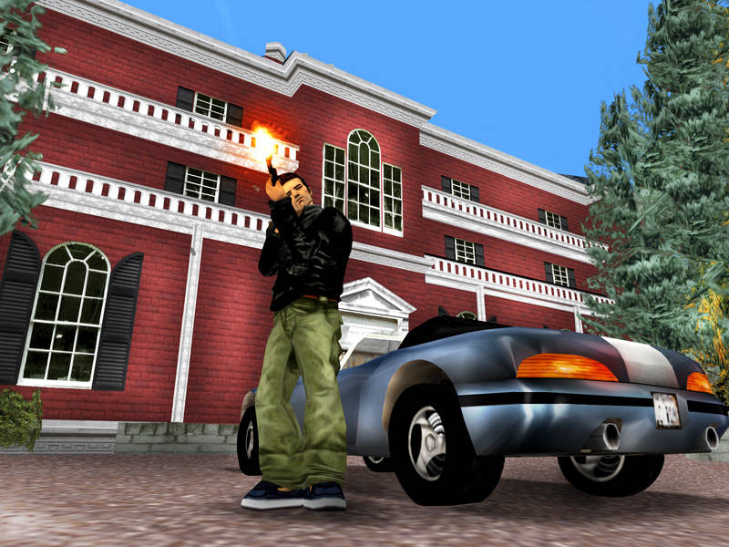 Former Grand Theft Auto dev says industry needs methods other than violence to depict conflict