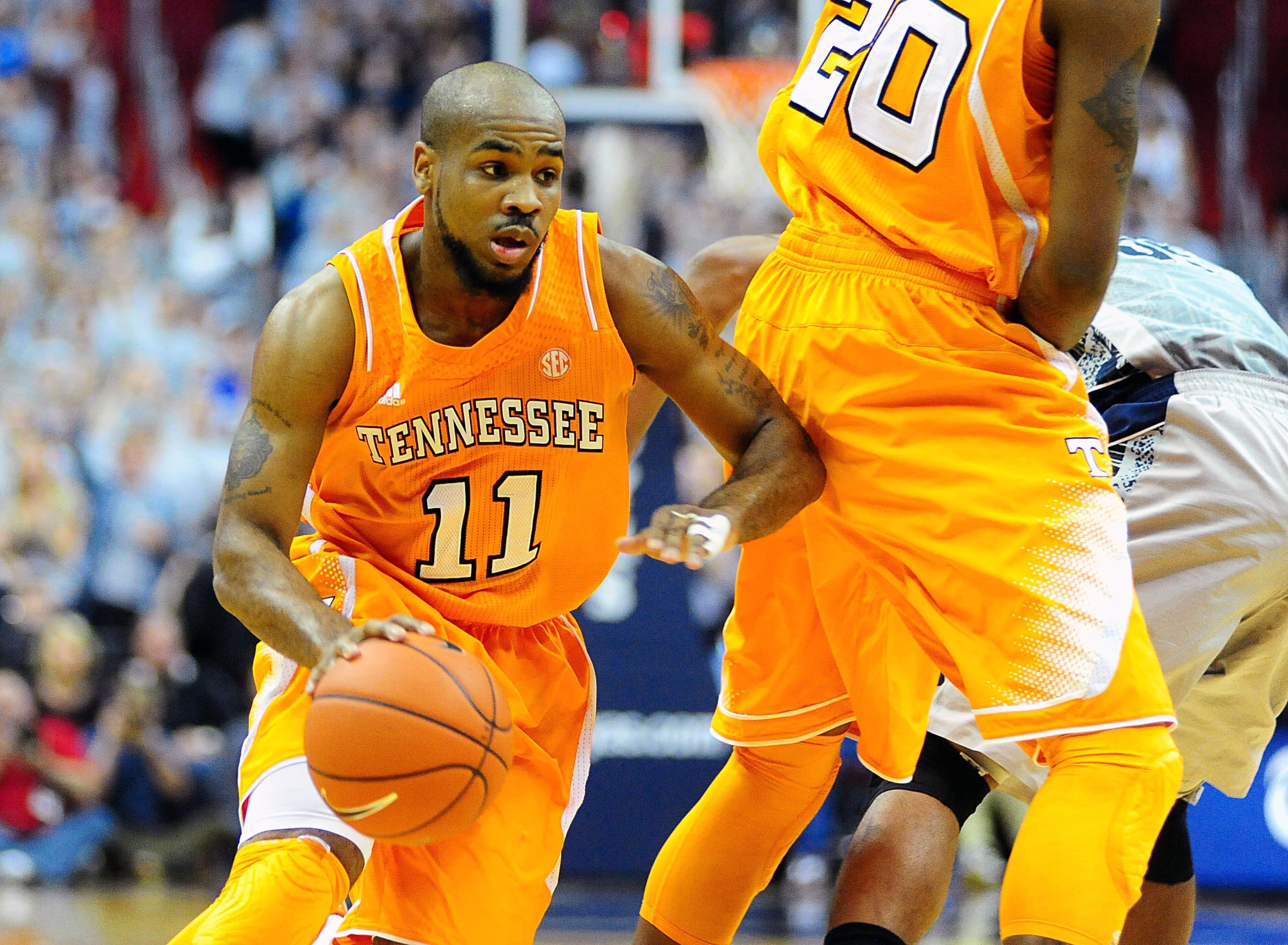 Is Trae Golden just a small part of a huge problem at Tennessee?