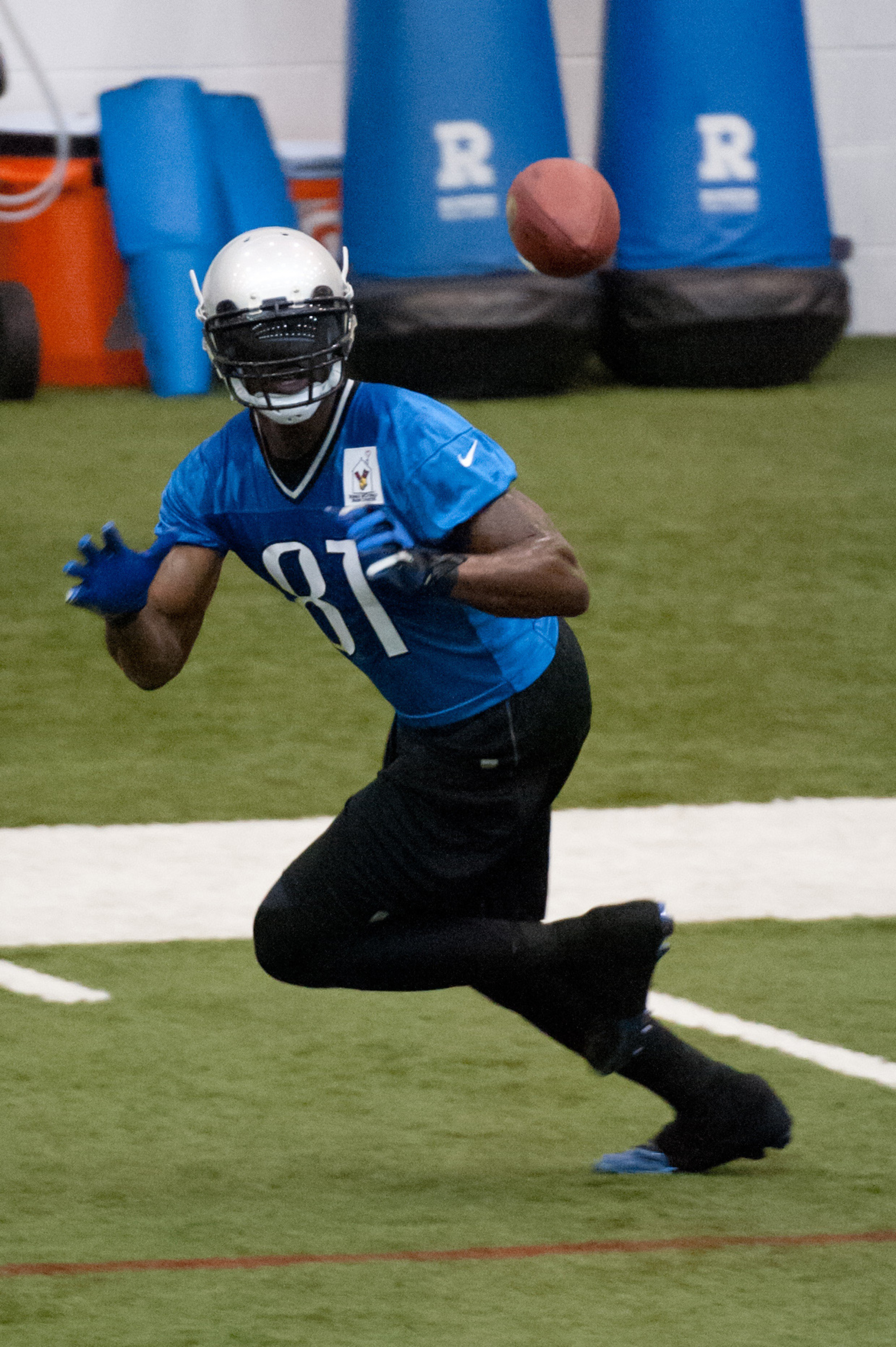 Calvin Johnson admits playing with broken fingers in 2012