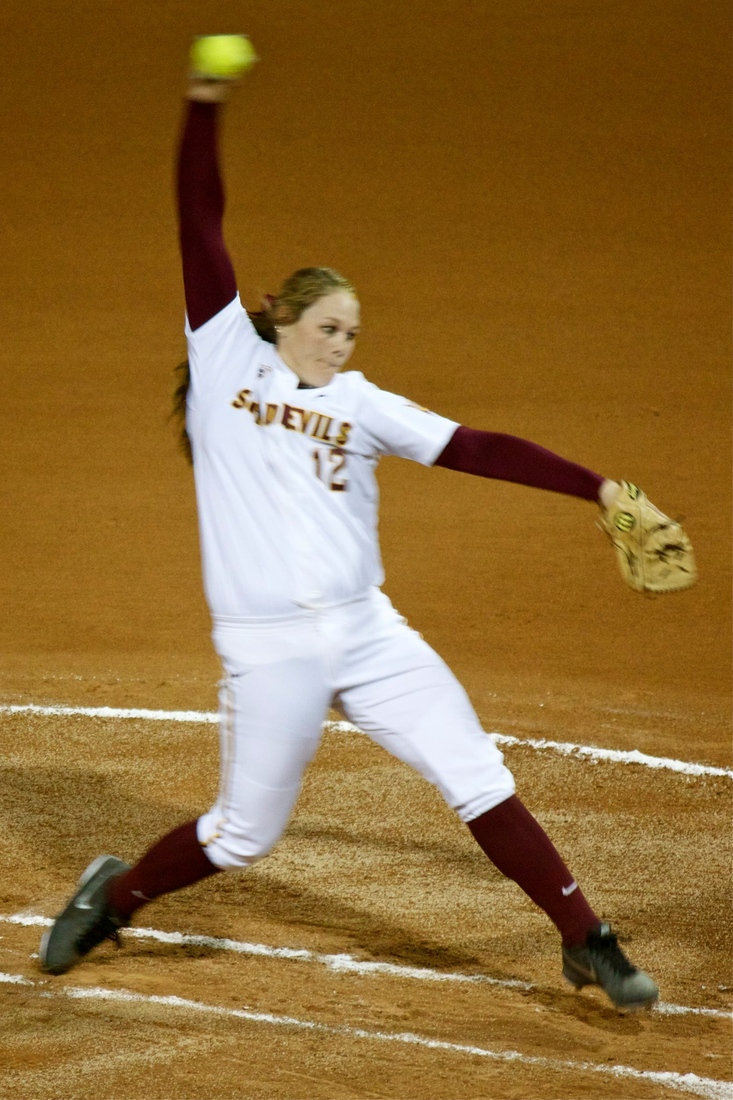 Escobedo and the Sun Devils will host Super Regional action this weekend.