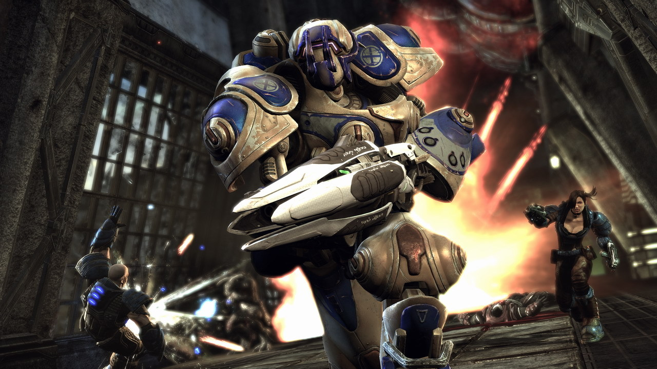 Epic marks Unreal's 15th anniversary with 75 percent discount for five games on Steam