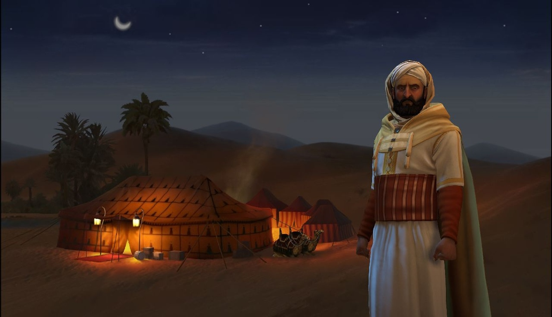 Civilization 5's Brave New World expansion introduces Morocco and Indonesia