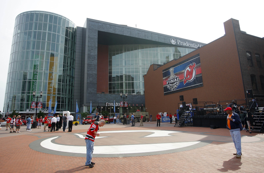 Ryan Pulock will be drafted in this building in June. Will he call it home in the future as well?