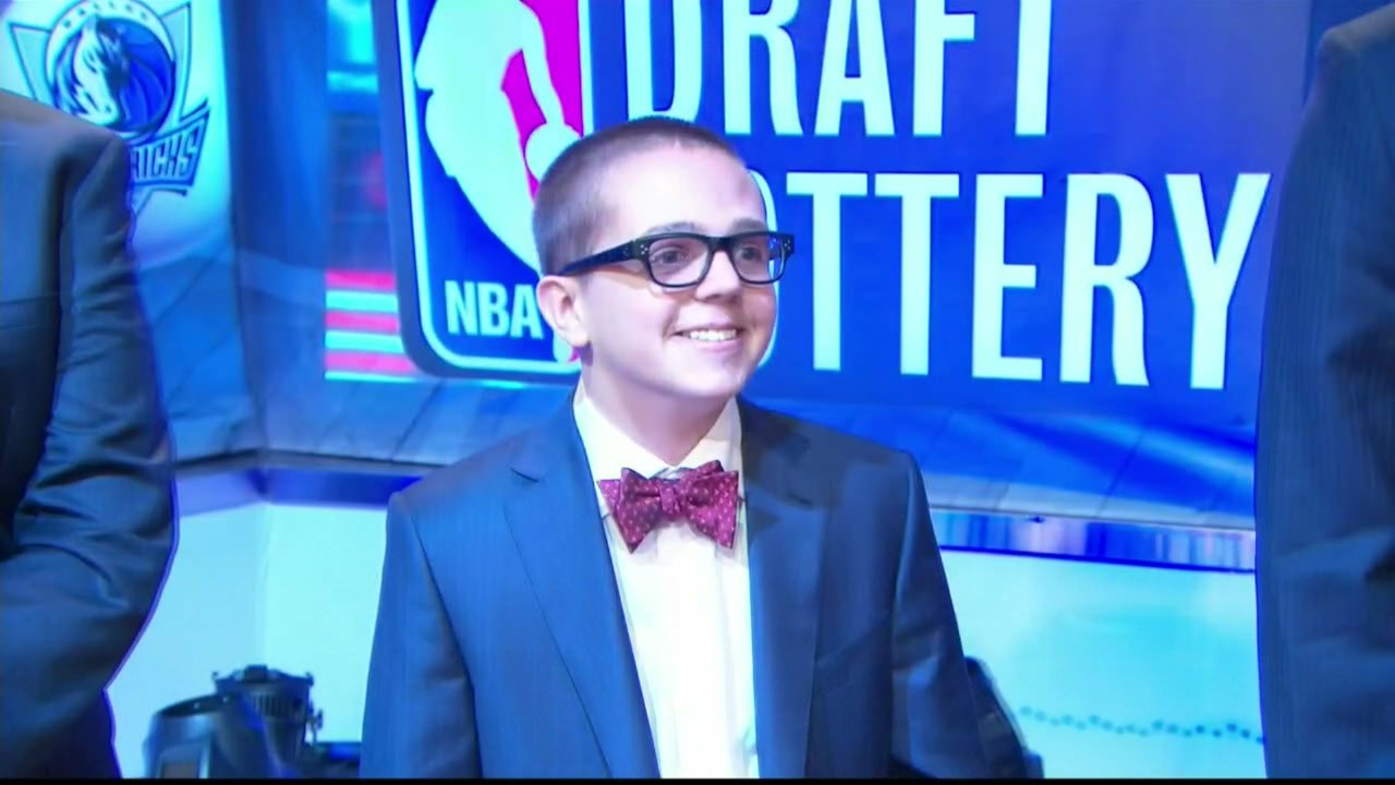 Cleveland Cavaliers win 2013 NBA Draft lottery