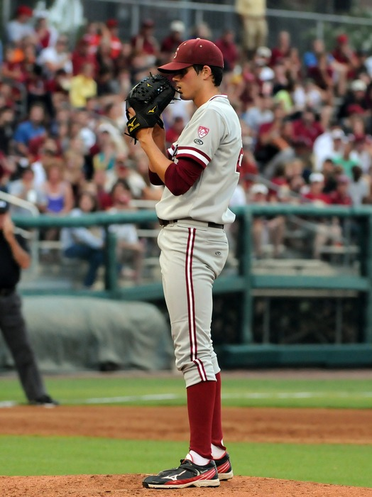 Appel is one of the best high upside arms in the 2013 draft.