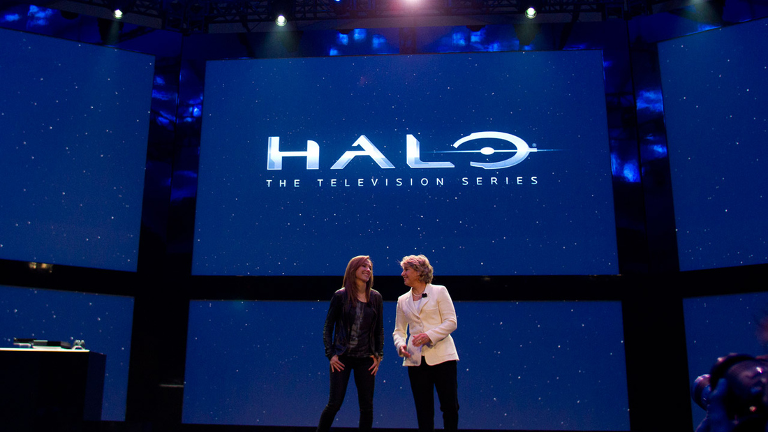 Halo TV series early in development, but Microsoft expects 'dramatic impact on how people think about TV'