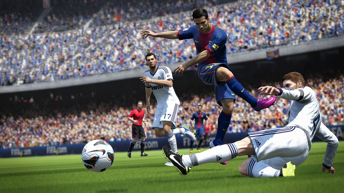 FIFA 14 on PC won't use Ignite engine