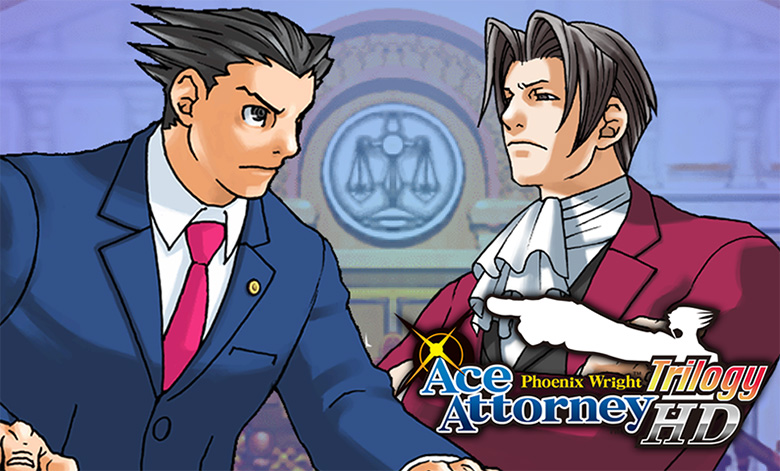 Phoenix Wright: Ace Attorney Trilogy HD hits iOS May 30