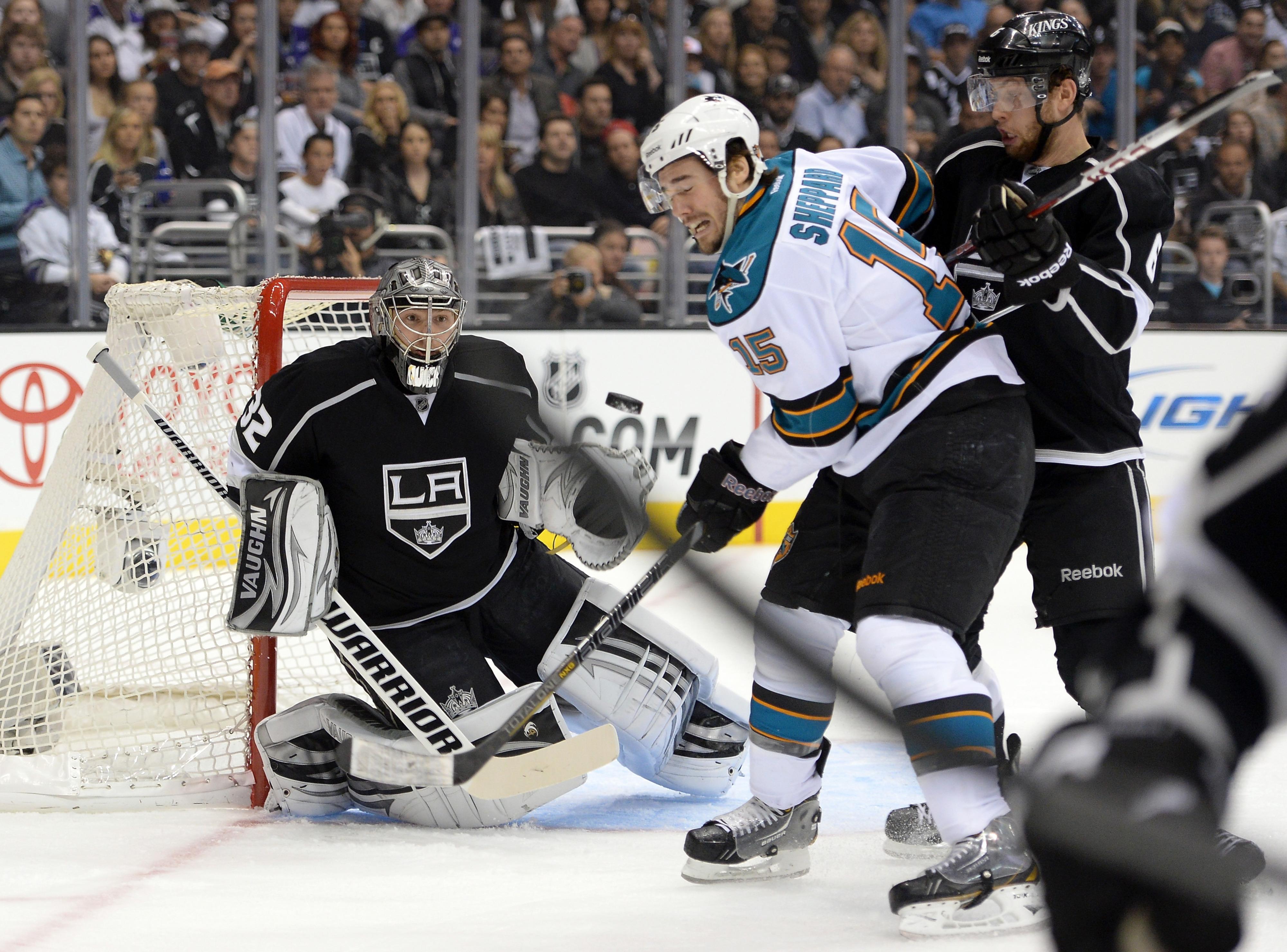 Sharks vs. Kings Game 5 recap: San Jose can't beat Quick
