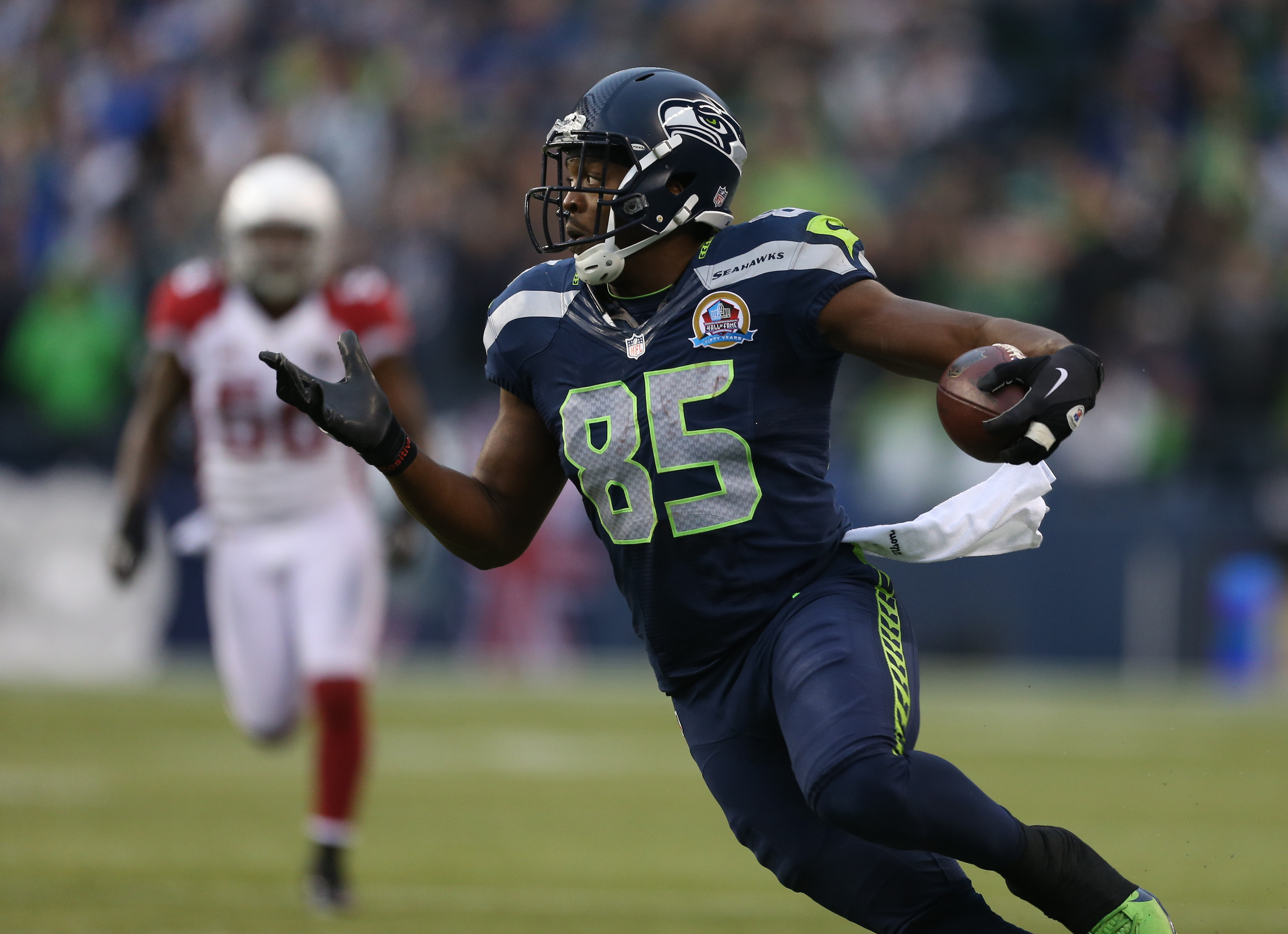 Anthony McCoy injury: Seahawks TE tears Achilles, according to report