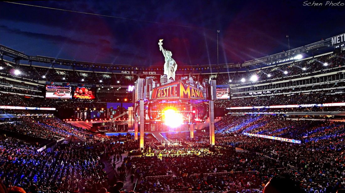 Wrestlemania 29, not quite the success WWE hoped for.