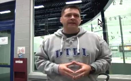Matt Lunn from Defending the Blue Line