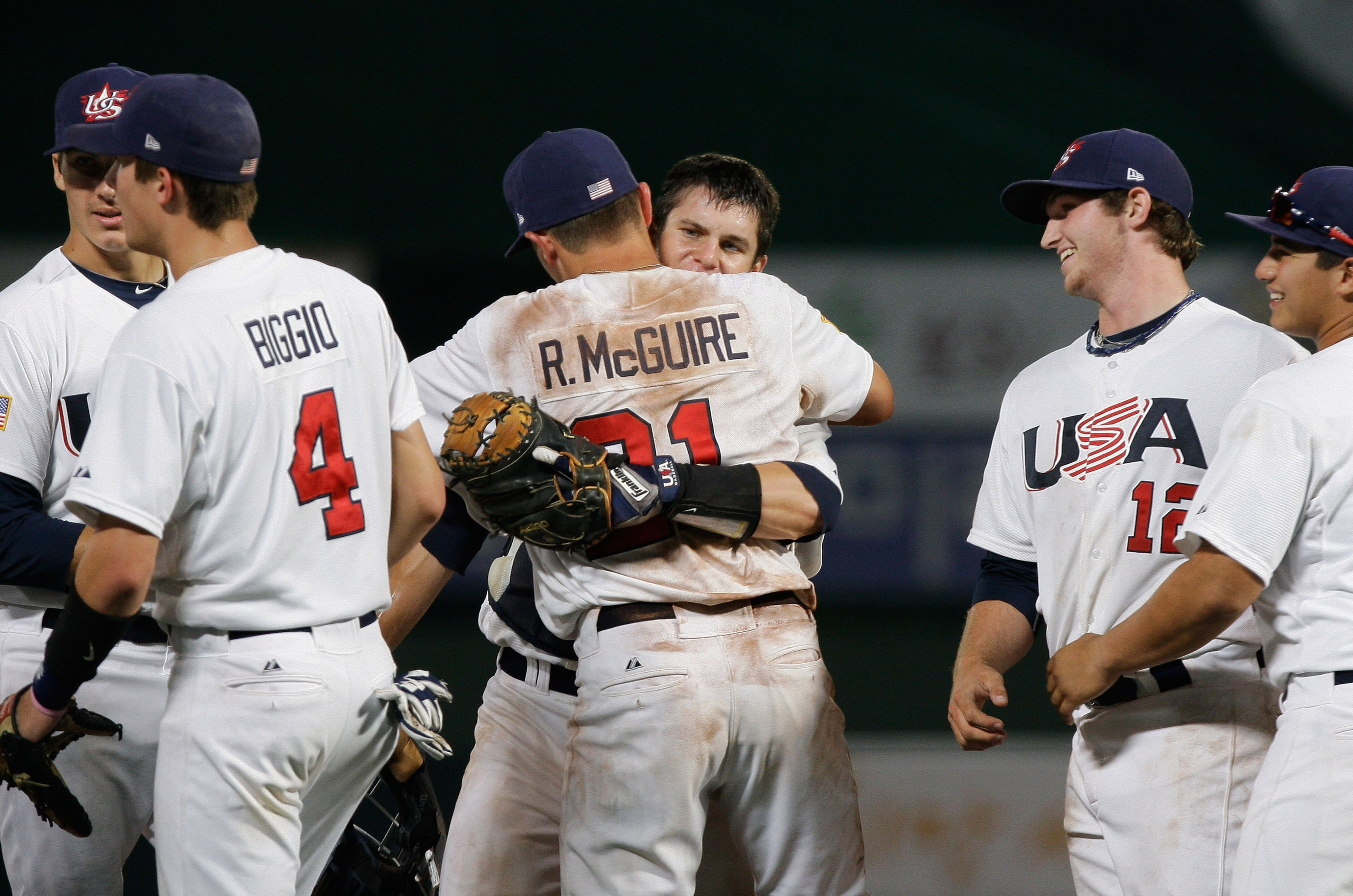 Northwest scout Paul Kirsch would love to pick Reese McGuire, but he'll likely be off the board