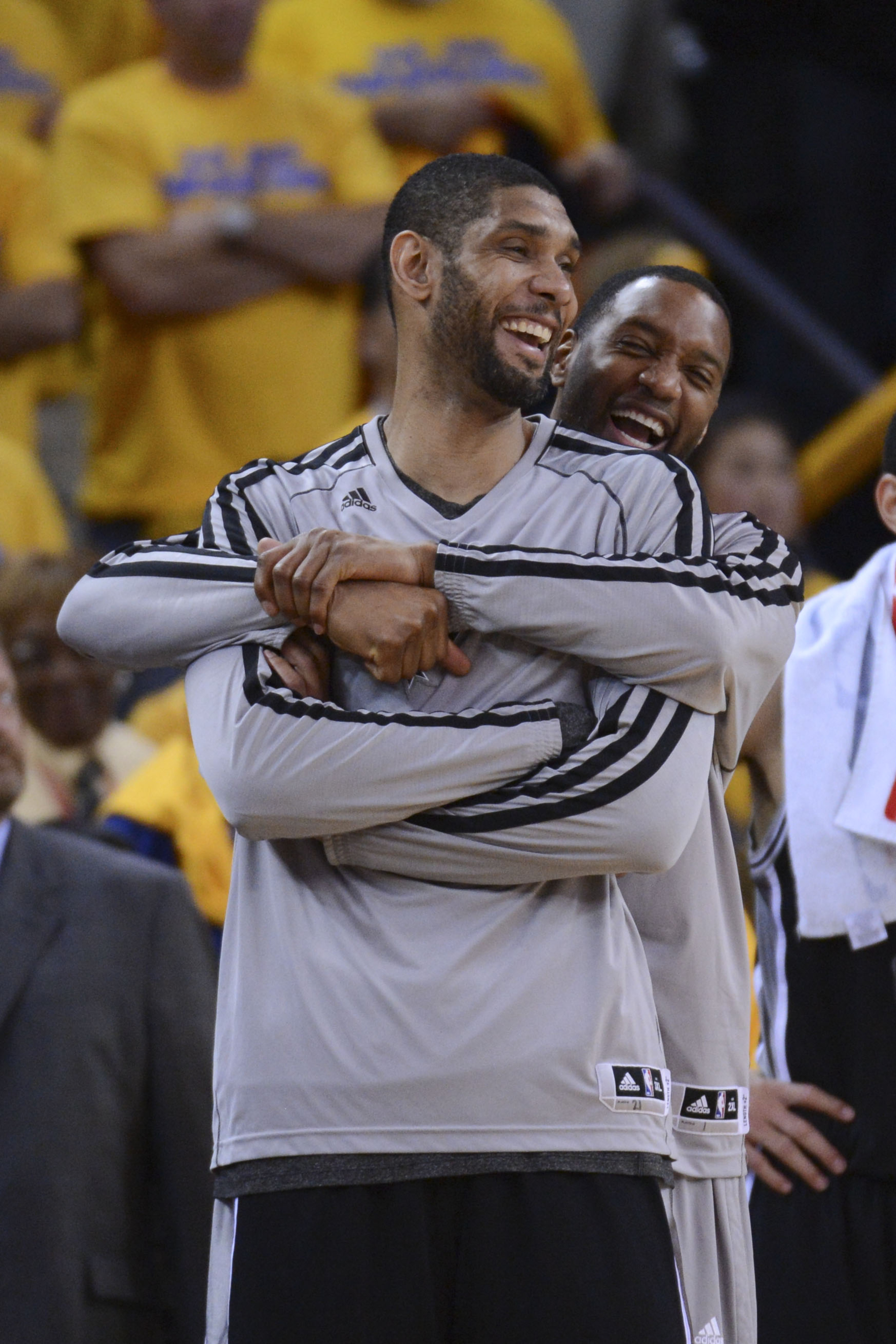 Tracy McGrady headed to NBA Finals with San Antonio Spurs