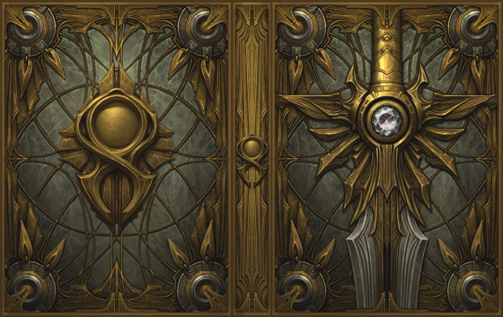 Blizzard Entertainment to release Diablo 3 148-page Book of Tyrael in October