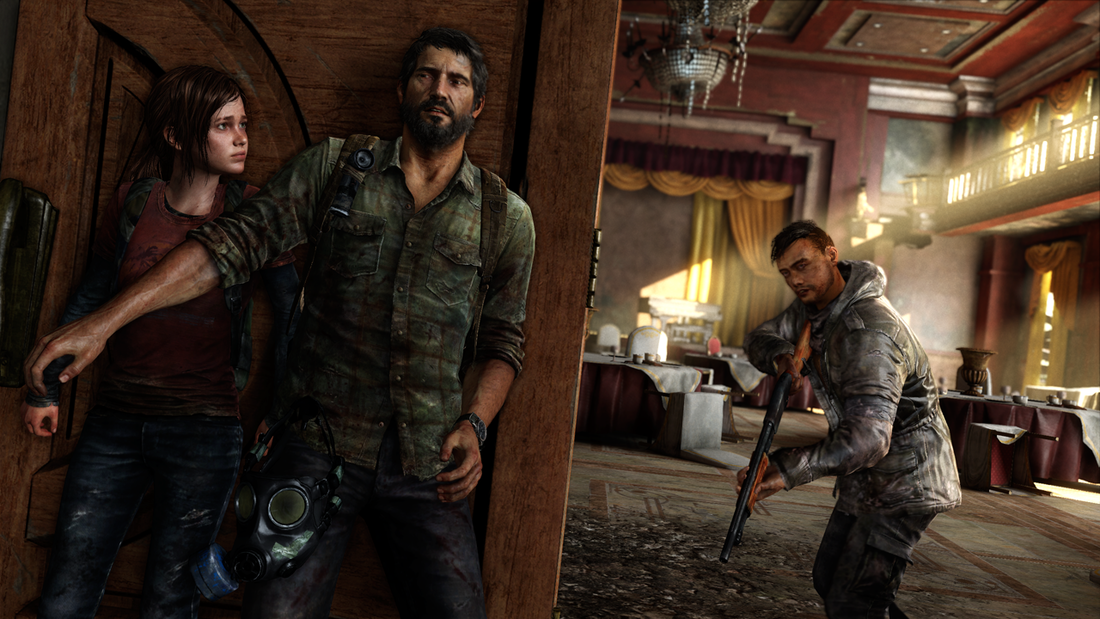Uncharted 3's The Last of Us Easter egg was a slip, creators say