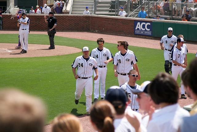 Georgia Tech baseball, back in 2010
