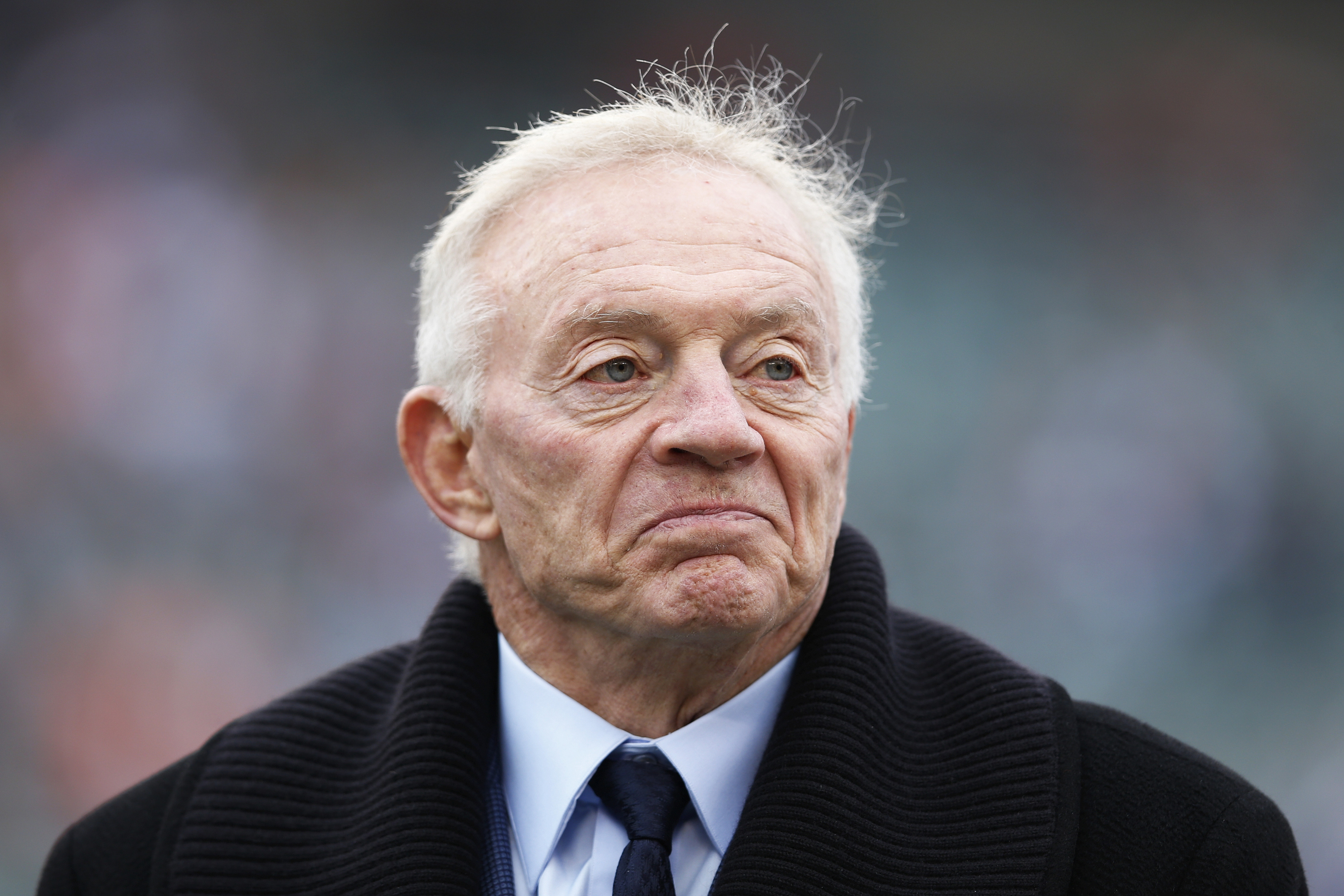 Jerry doesn't think Datone Jones in the first was a good pick.