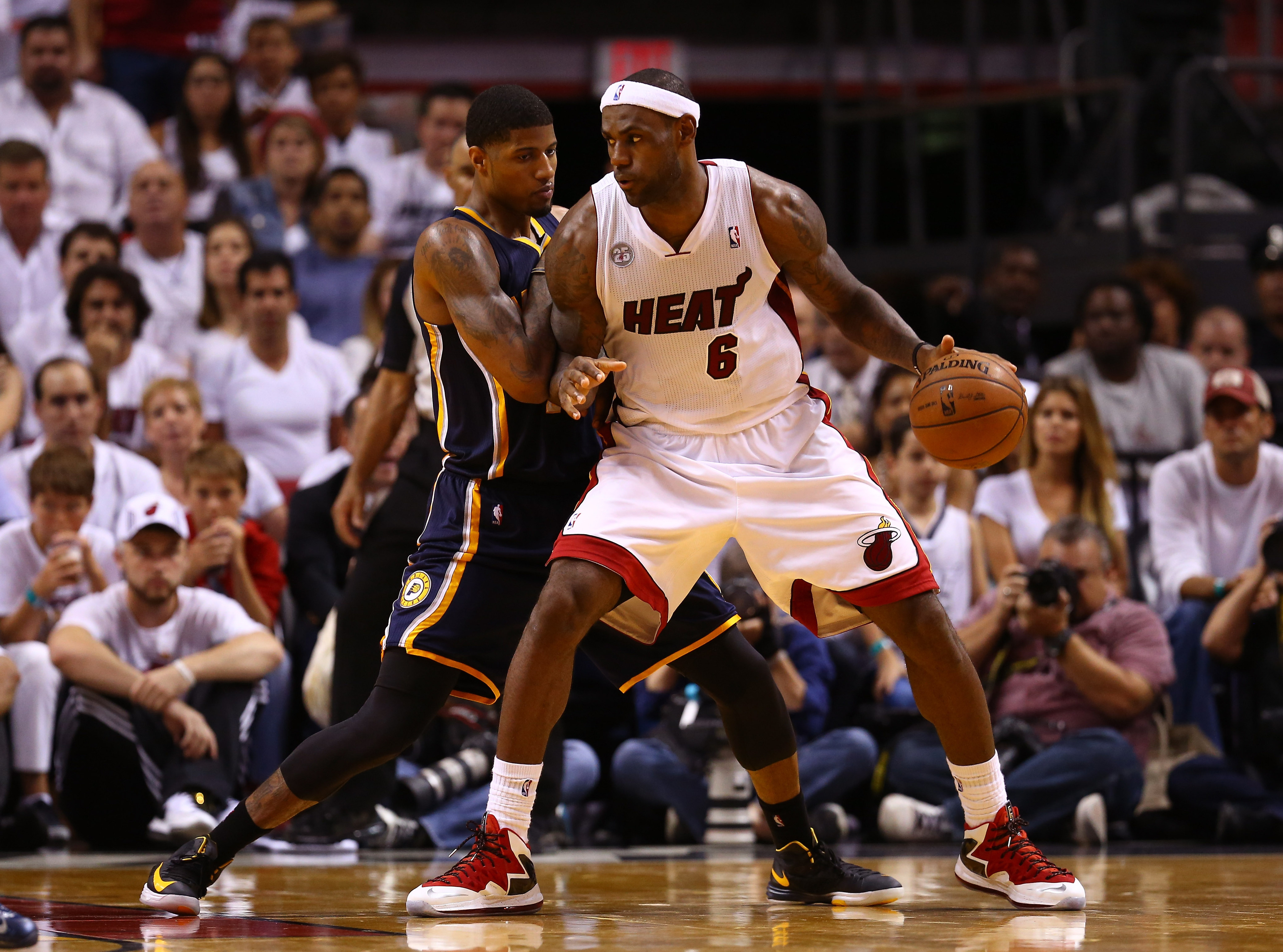 Pacers vs. Heat Game 5, NBA Playoffs 2013: Heat push Pacers to brink of elimination after 90-79 win