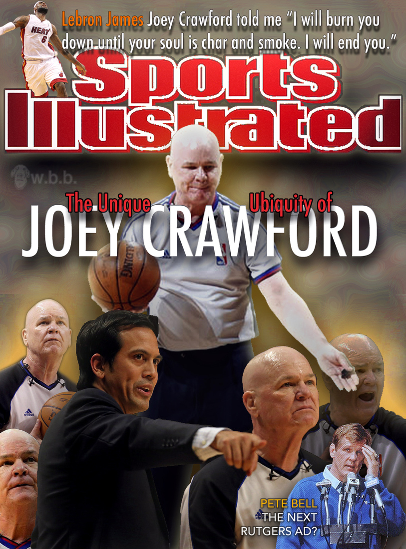 Joey Crawford will burn you down until your soul is char and smoke. Charming.