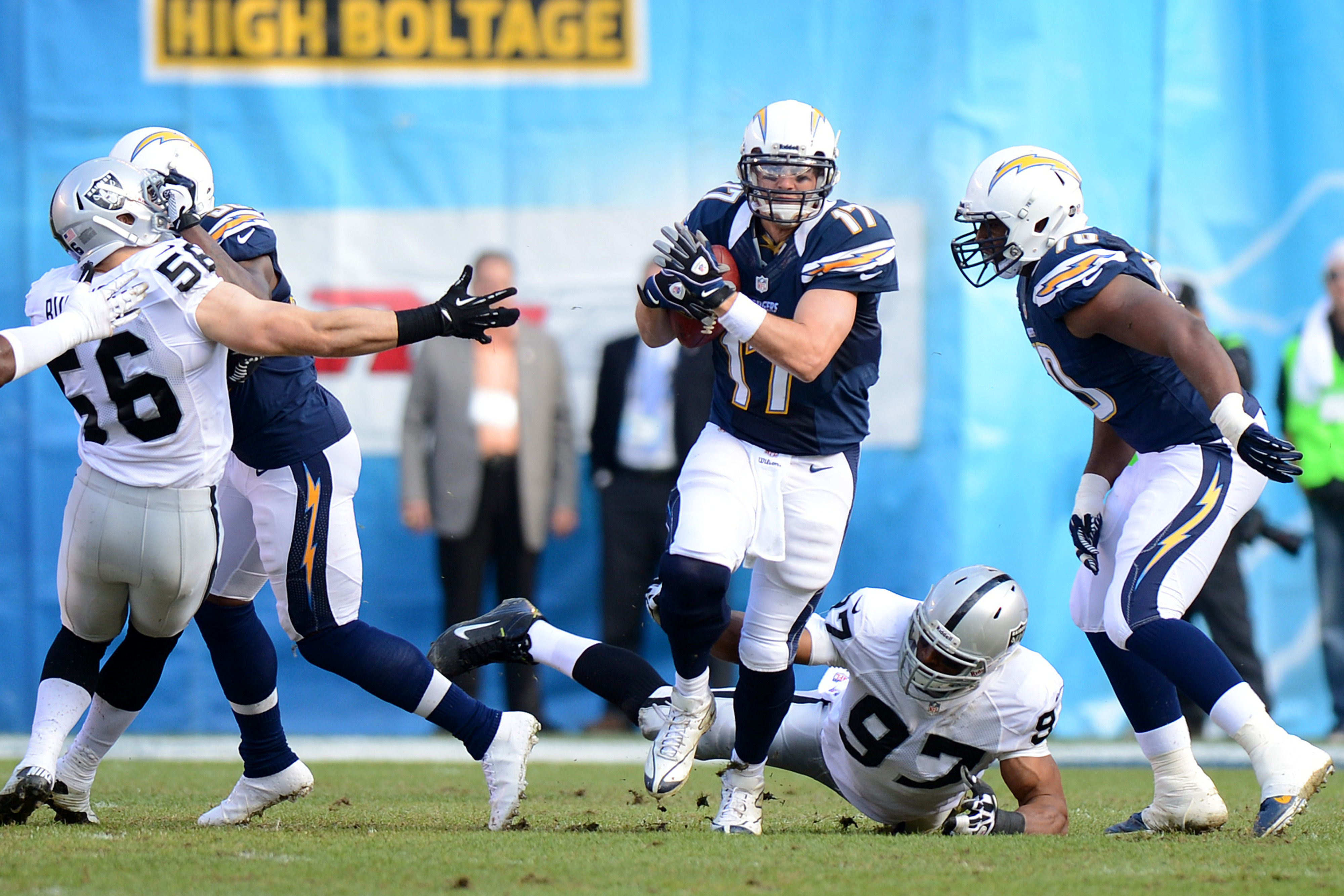 Philip Rivers can be a Pro Bowl QB, says Chargers OC Ken Whisenhunt