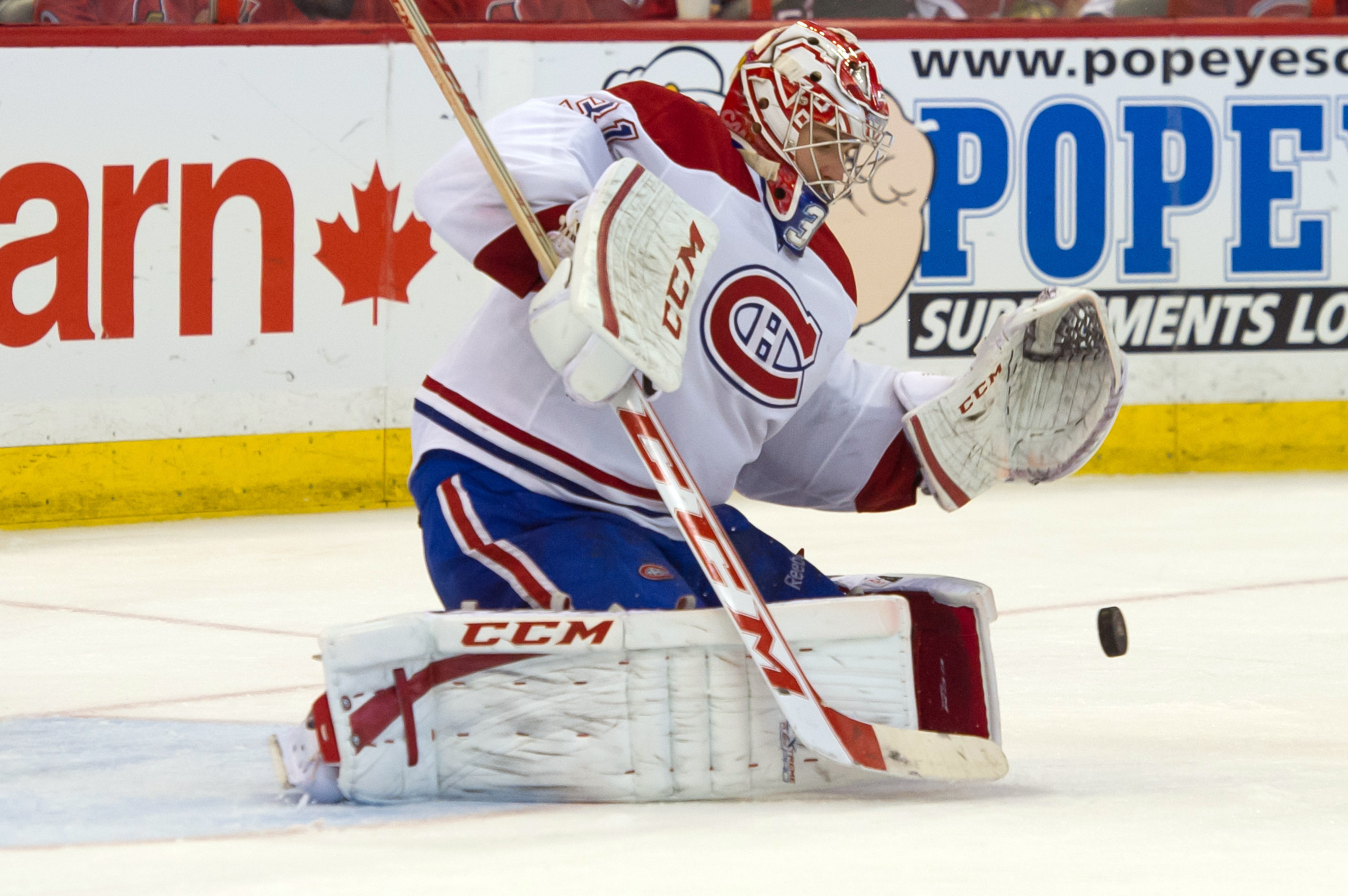 Could you bear to see this guy go the way of Patrick Roy if it meant a top draft pick?