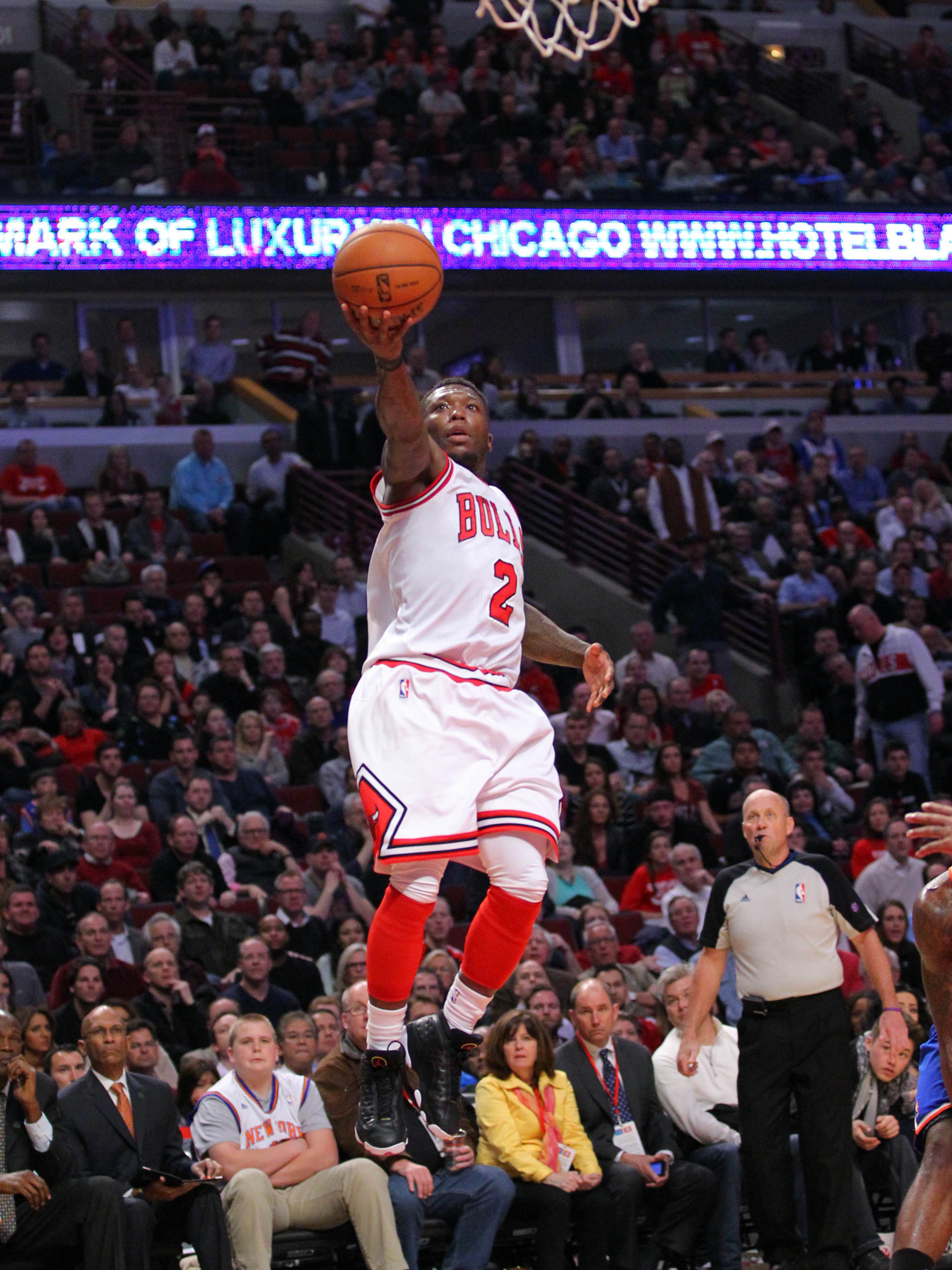 Nate Robinson would consider joining Knicks again, agent says