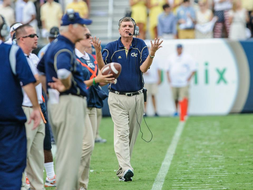 Paul Johnson thinks we have no idea what we're talking about.