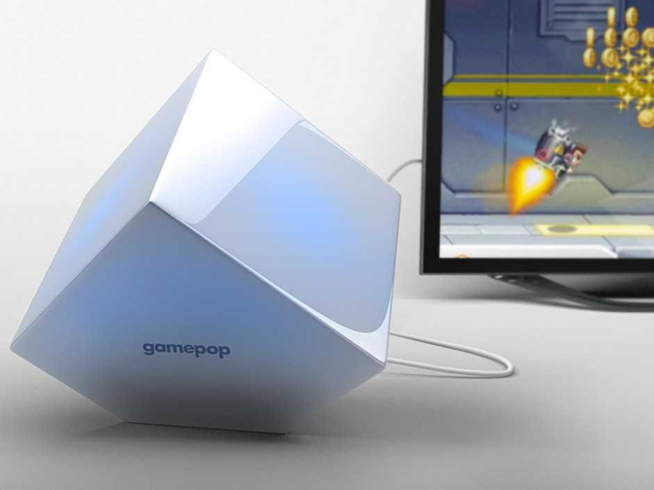 GamePop Android microconsole launching in winter for $129, free with subscription