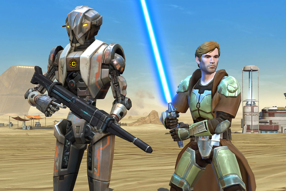 Star Wars: The Old Republic offering free character transfers for Asia Pacific users