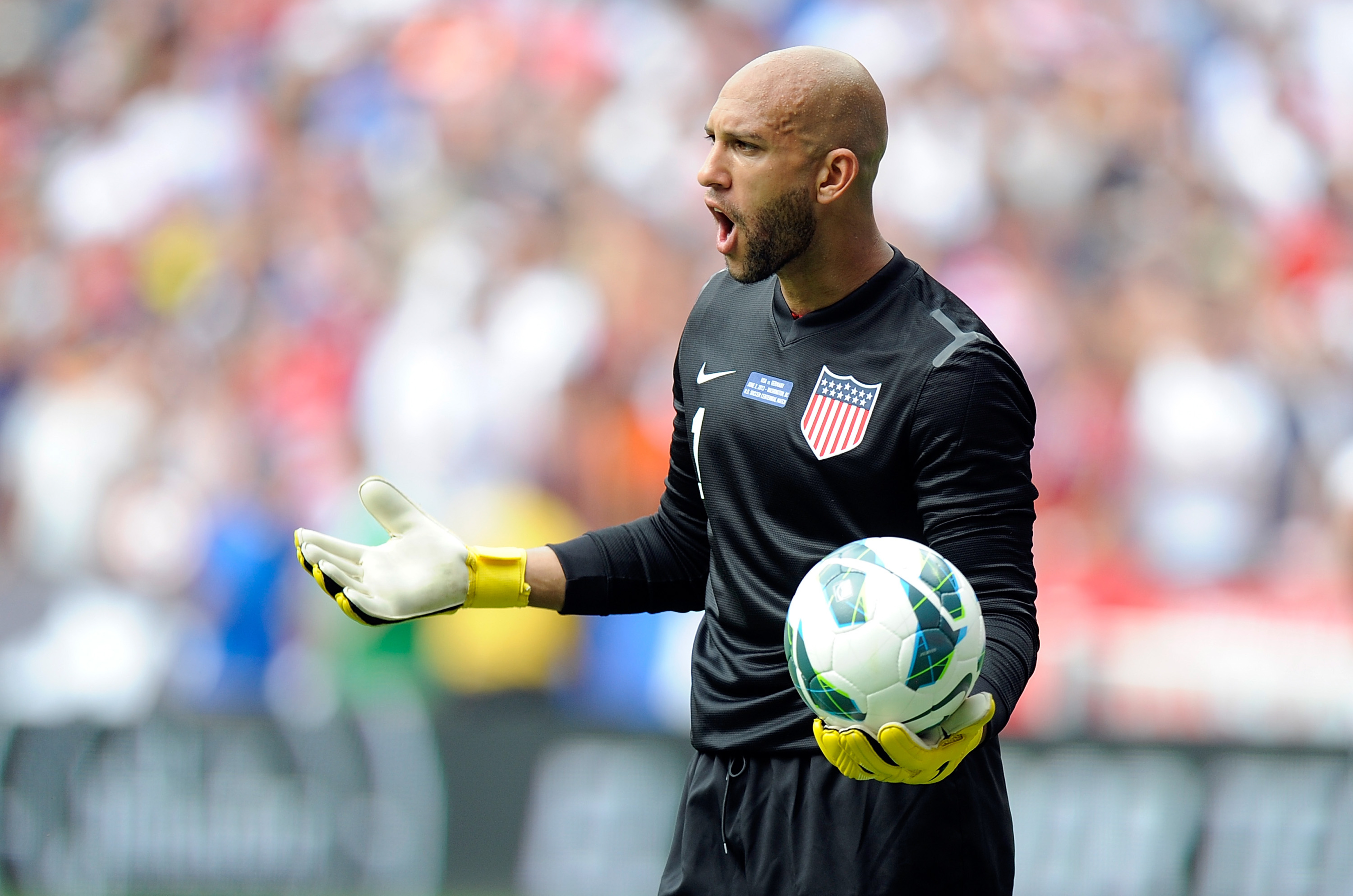 USMNT flawed, but on track to qualify for Brazil