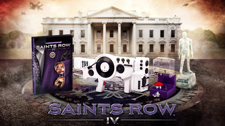 Get down with Saints Row 4's $99.99 Super Dangerous Wub Wub Edition