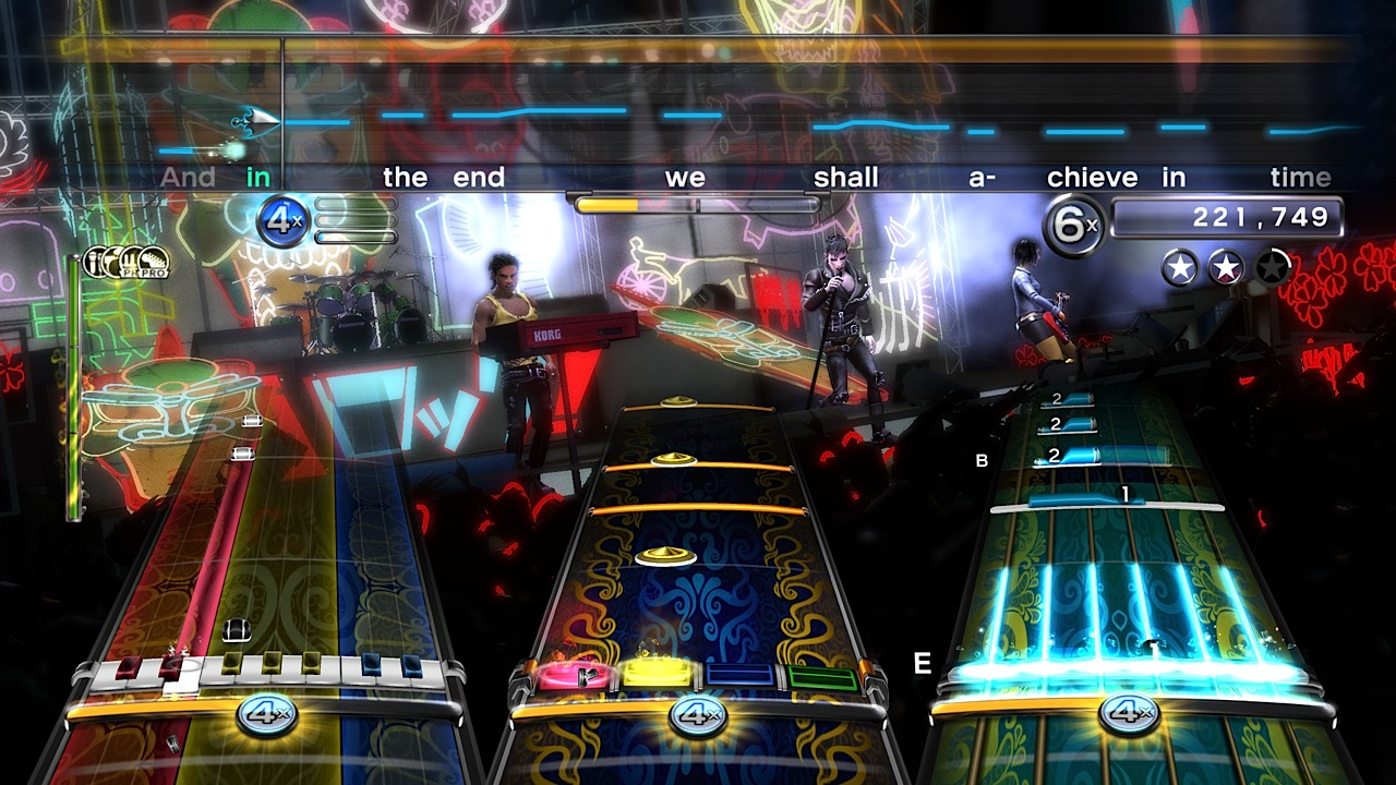 Music license expiration means loss of song required for Rock Band 3 Achievement