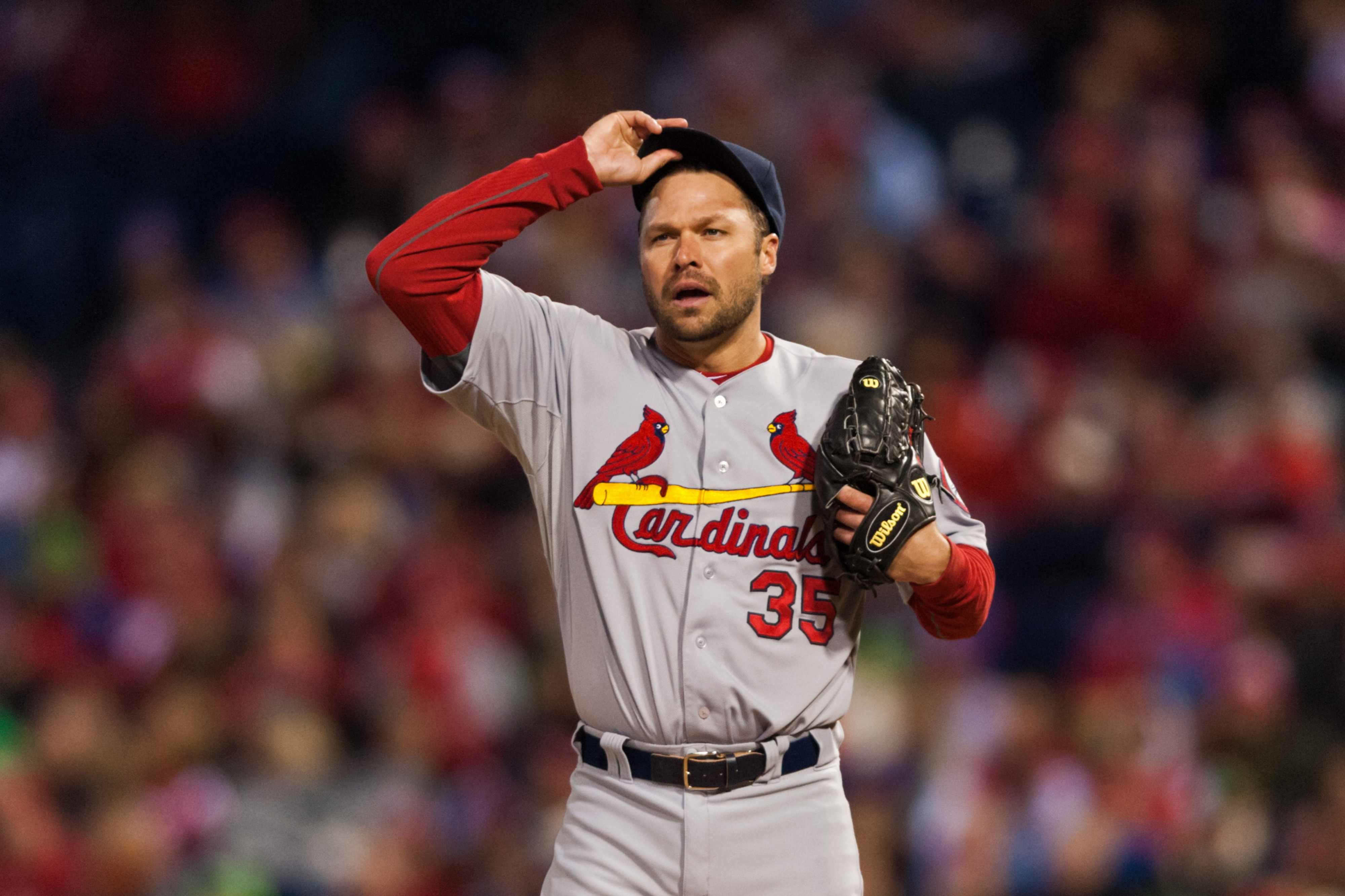 Jake Westbrook injury: Cardinals right-hander makes first rehab start