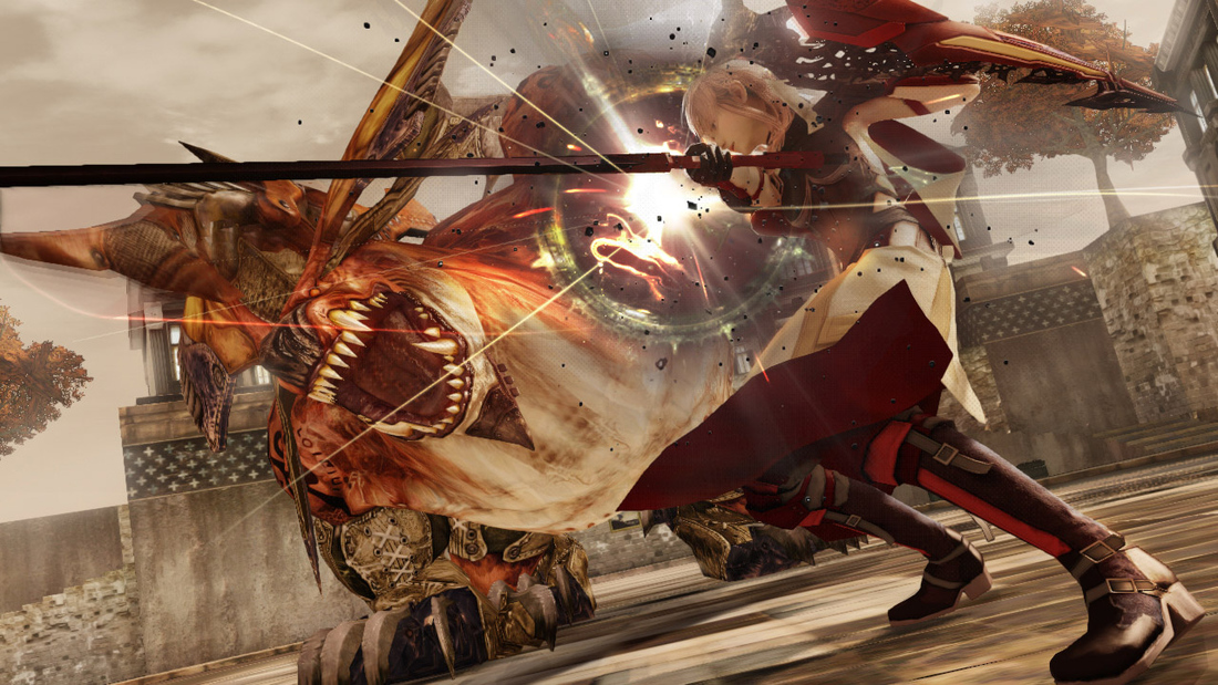 Lightning Returns: Final Fantasy 13 hands-on: Gears of wardrobe