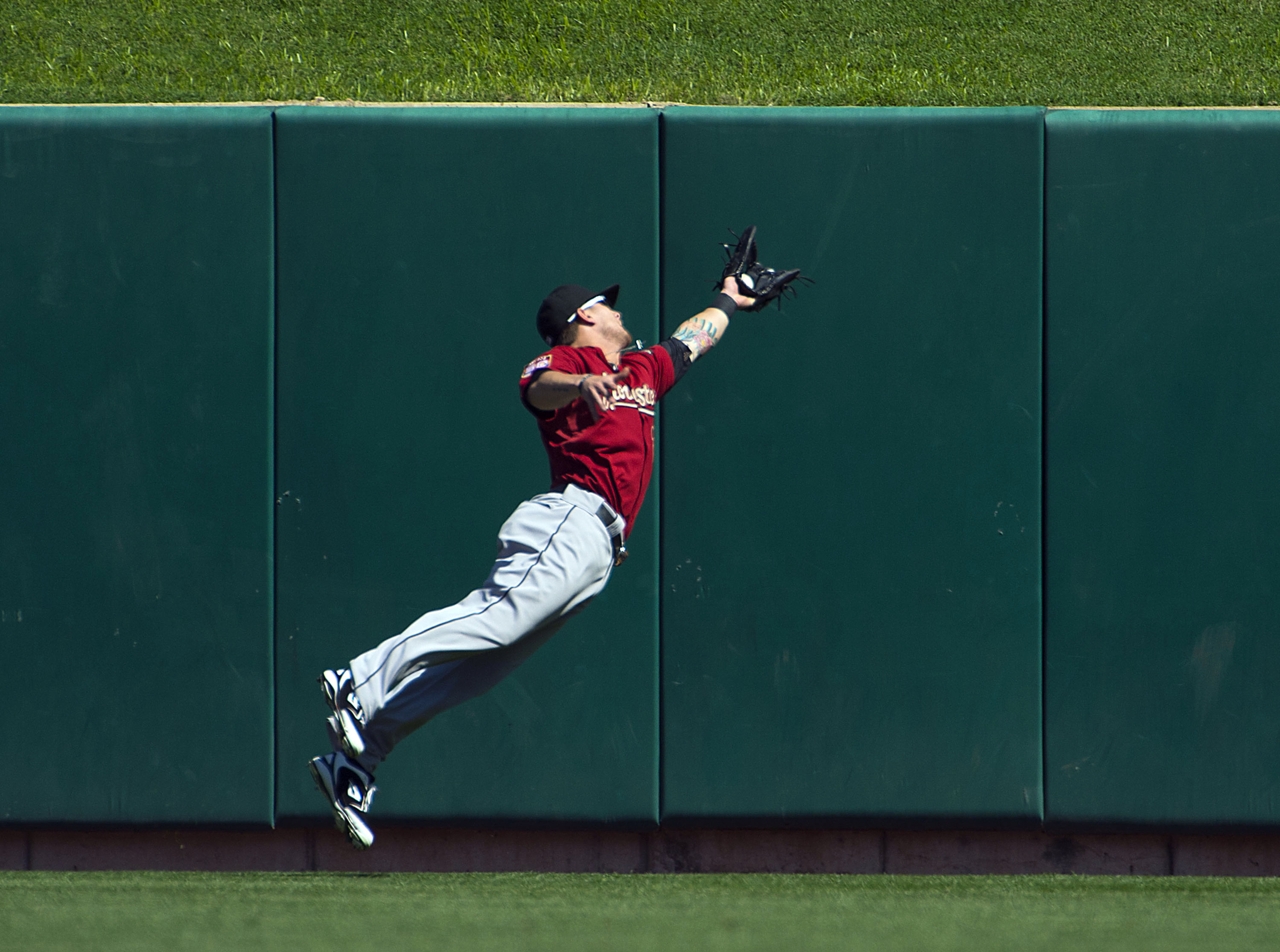 You remember this catch