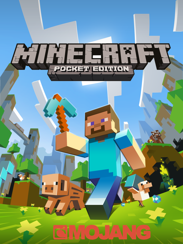 Minecraft - Pocket Edition updated with Minecraft Realms Alpha and cake