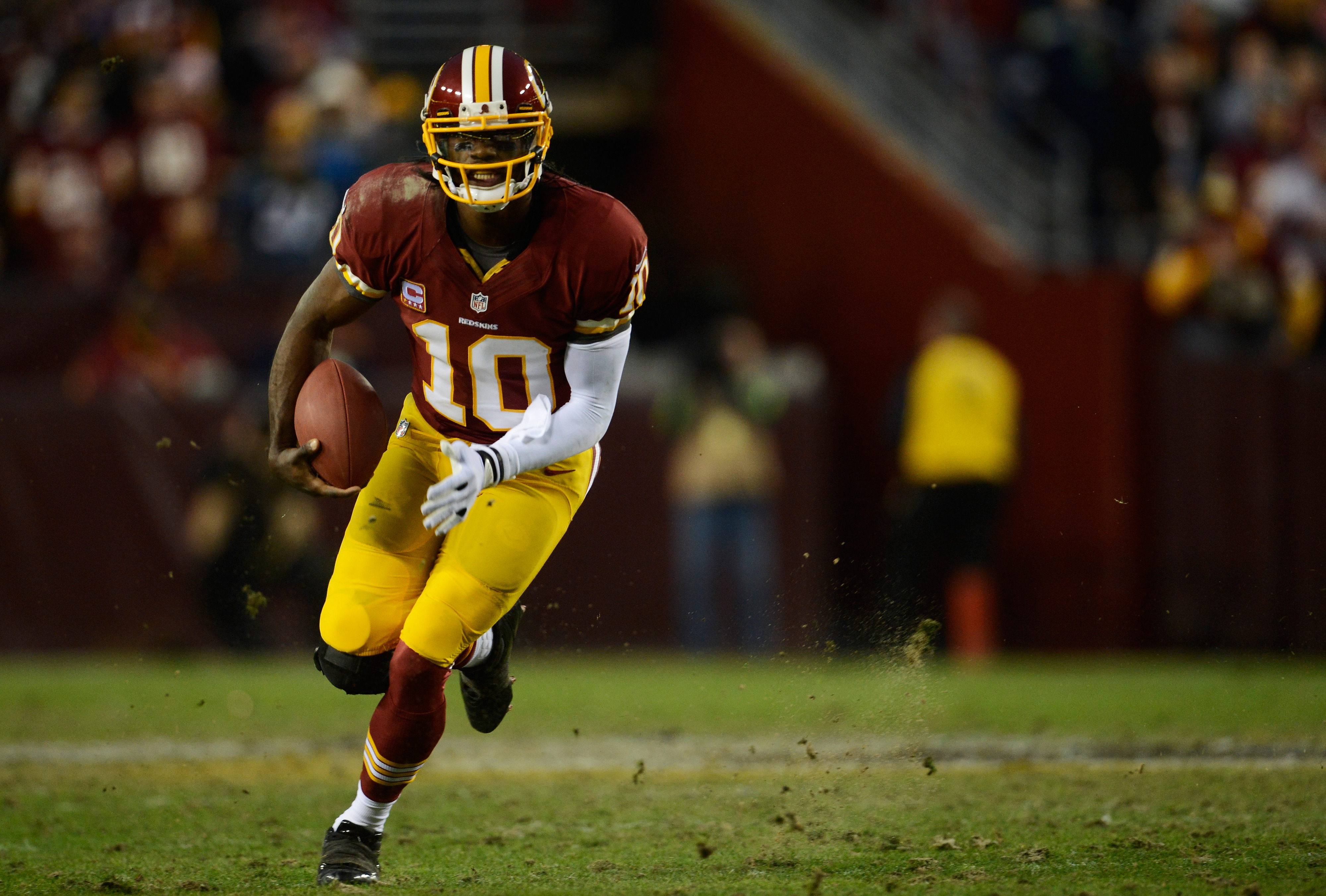 RGIII injury: Redskins QB believes he can be ready for 1st day of training camp