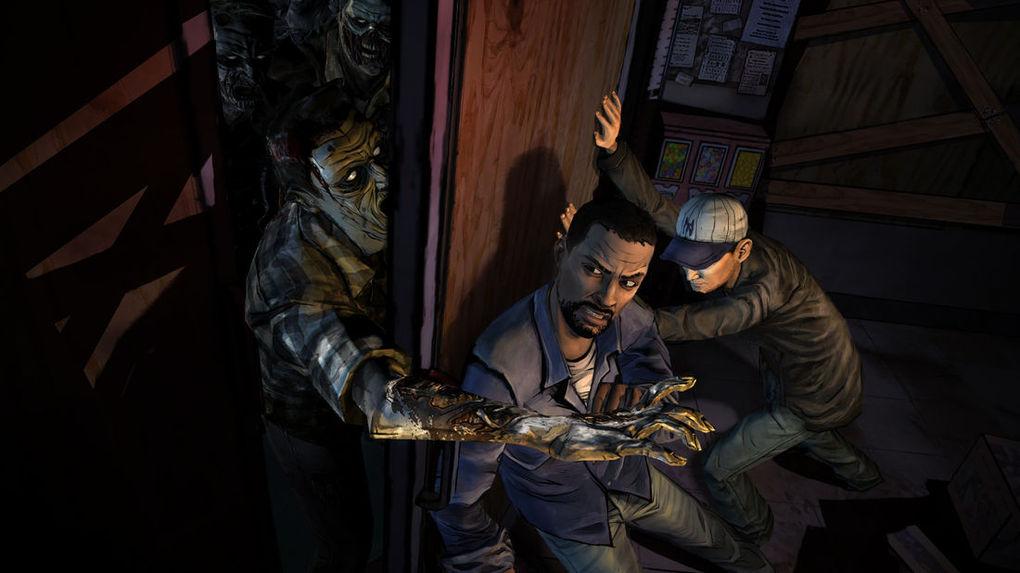 The Walking Dead '400 Days DLC' listed in Steam database (update: new Vine teaser)