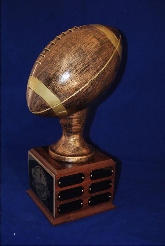 Weekly Bull Run Trophy