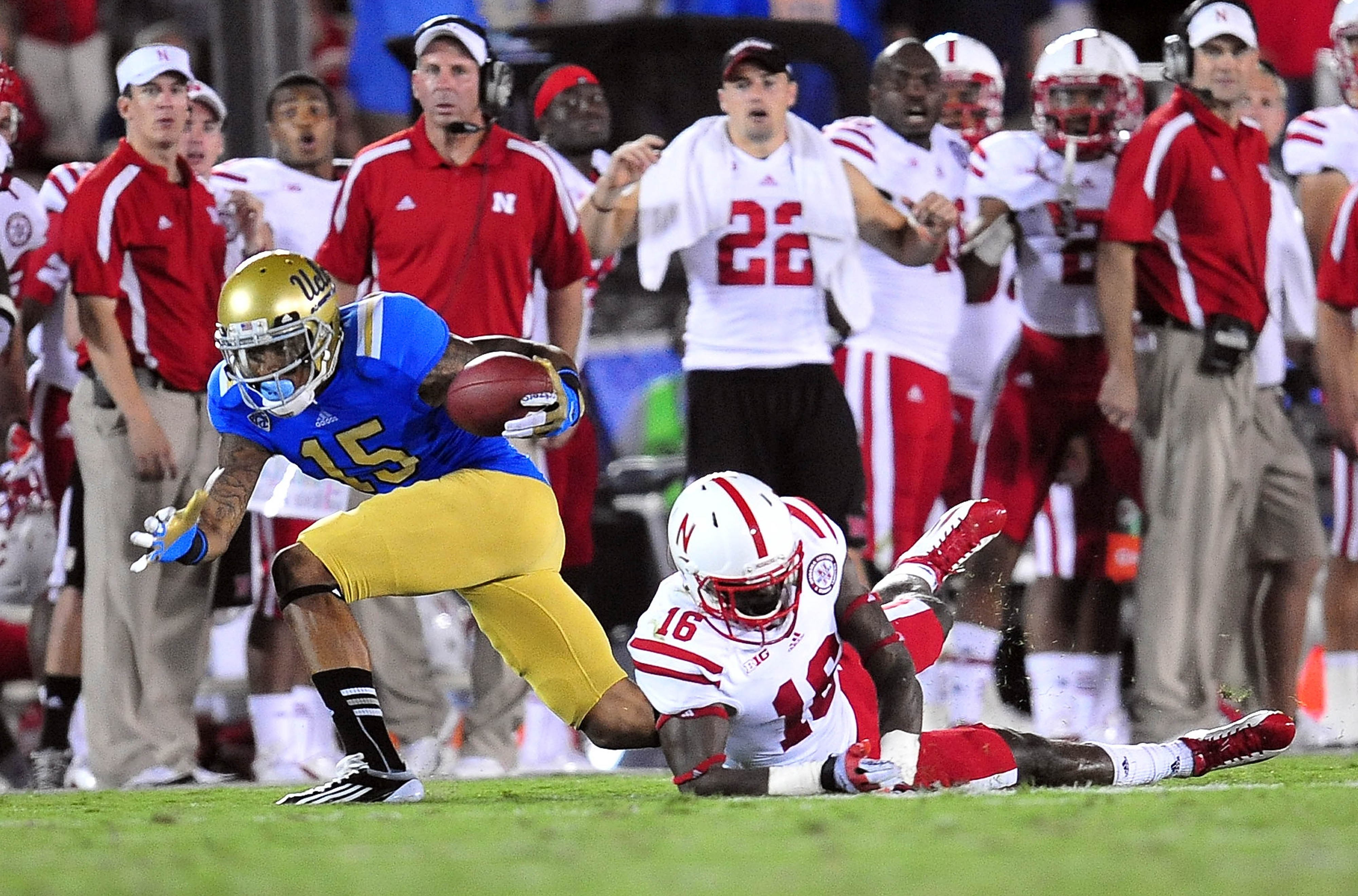 Can the Bruins get going early against the Huskers in '13?