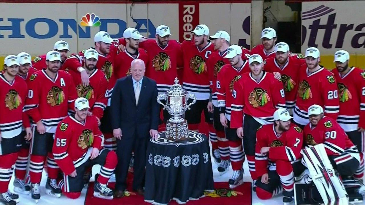 Blackhawks vs. Kings Game 5 recap: Chicago advances to the Stanley Cup Final