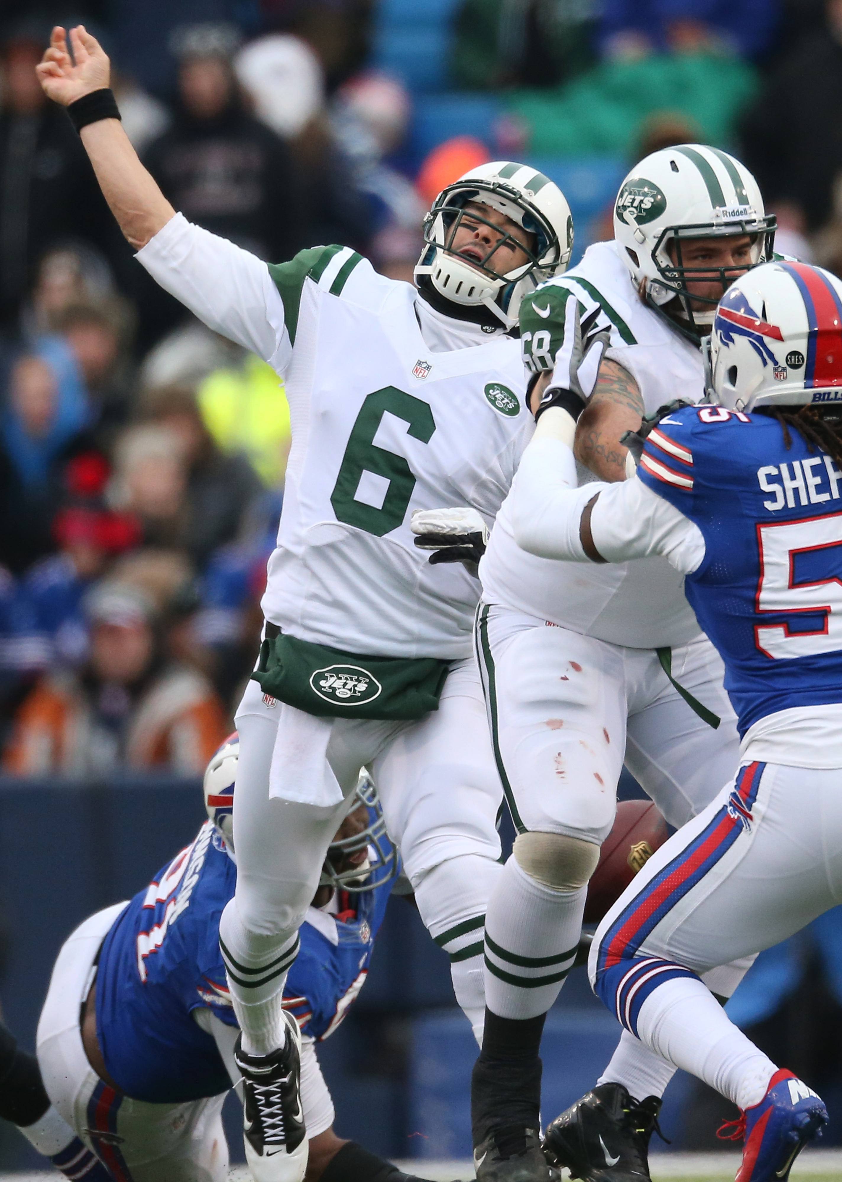 Mark Sanchez projected to be Jets starting QB