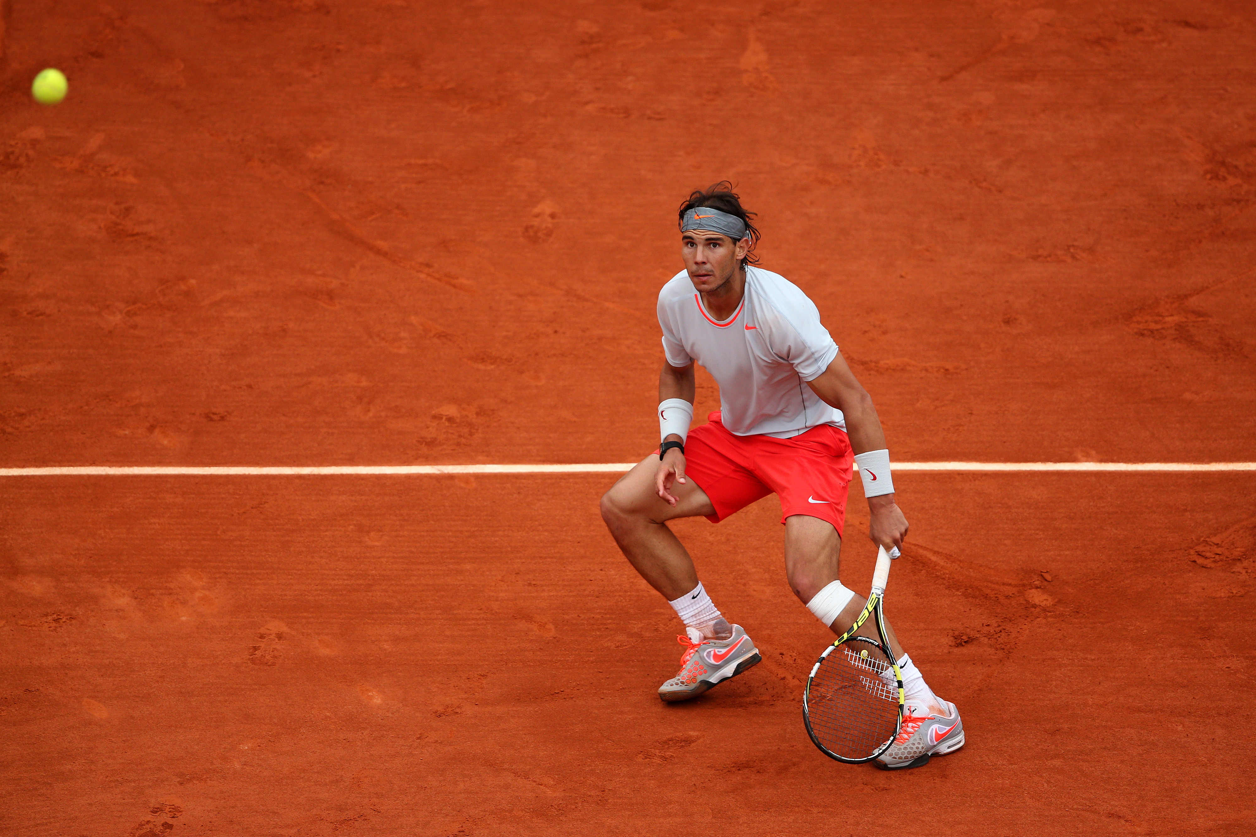 2013 French Open: Rafael Nadal, his wrists, and his reign