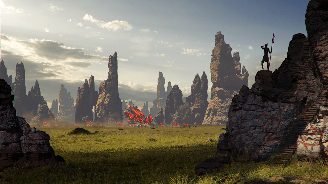 BioWare staffer teases Dragon Age for tomorrow's EA conference