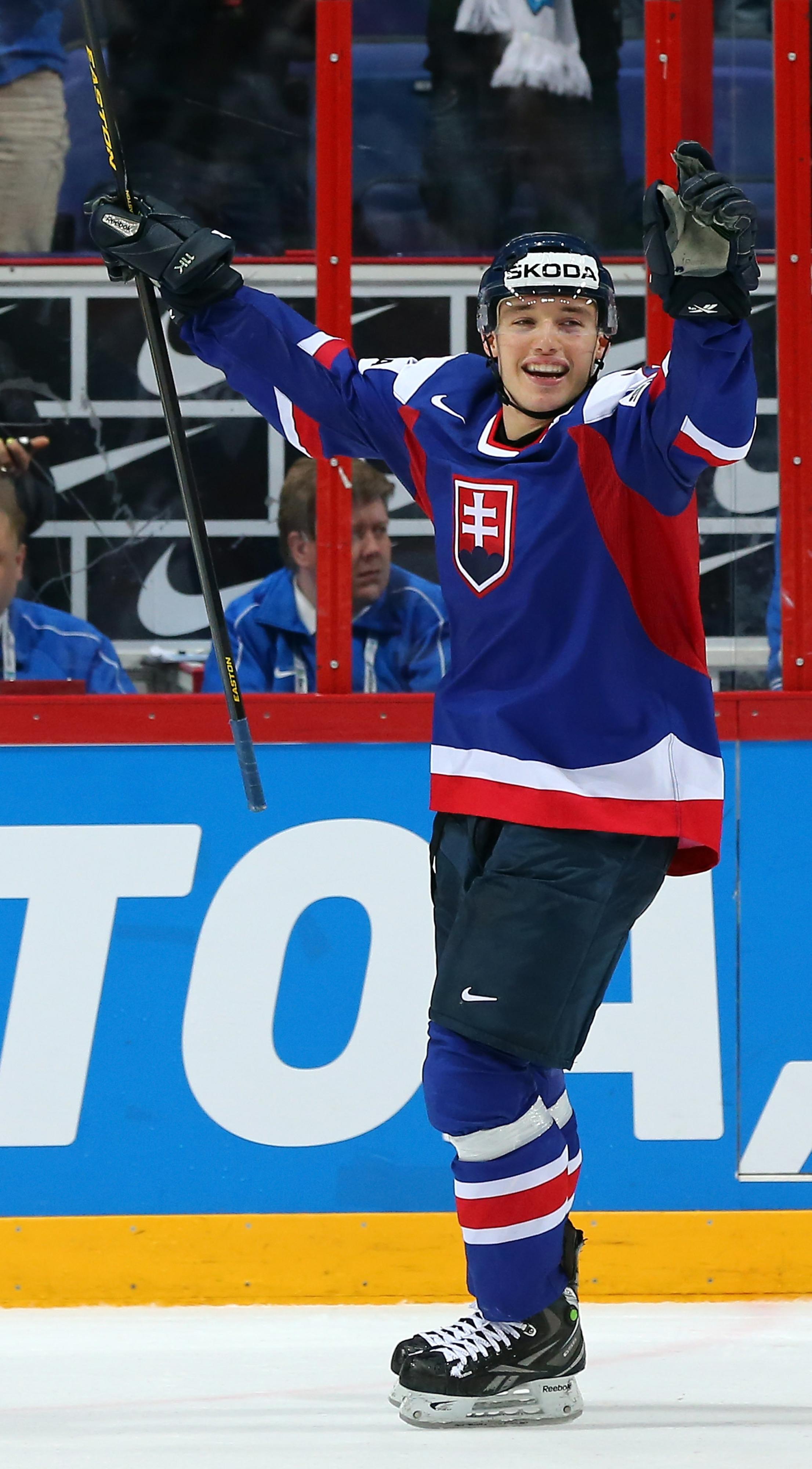 """Yay, Slovakia!"" Marko said (maybe)."