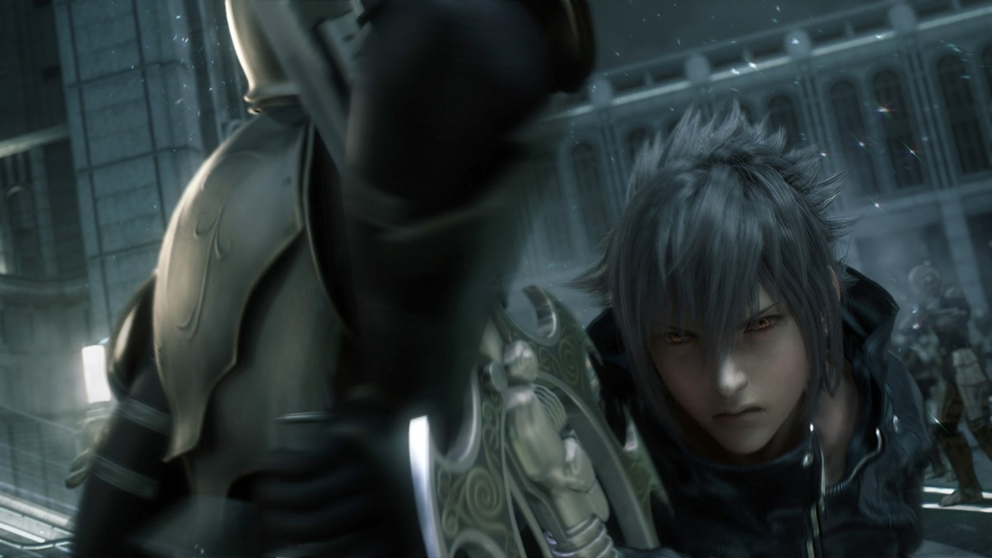Final Fantasy 15 announced as rebranding of Versus 13, launching on PS4